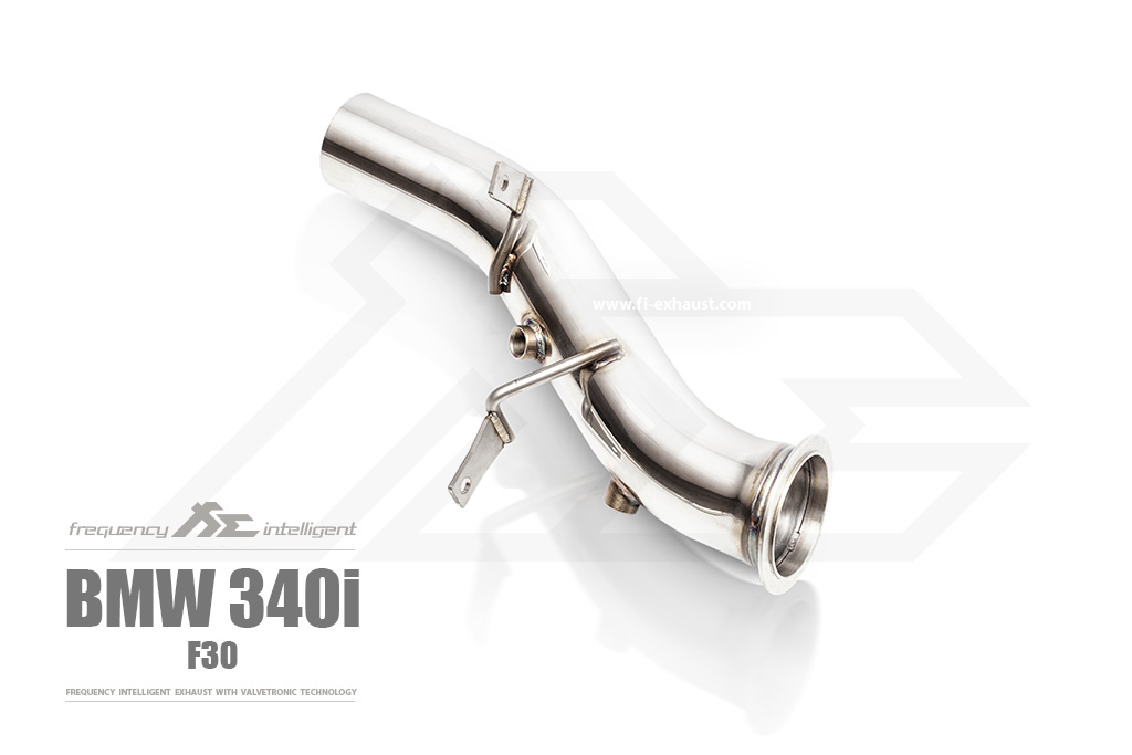BMW 340i Ultra High Flow Catless Cat Pipe