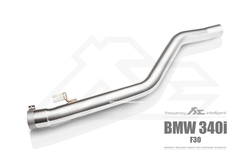 BMW 340i Mid Pipe