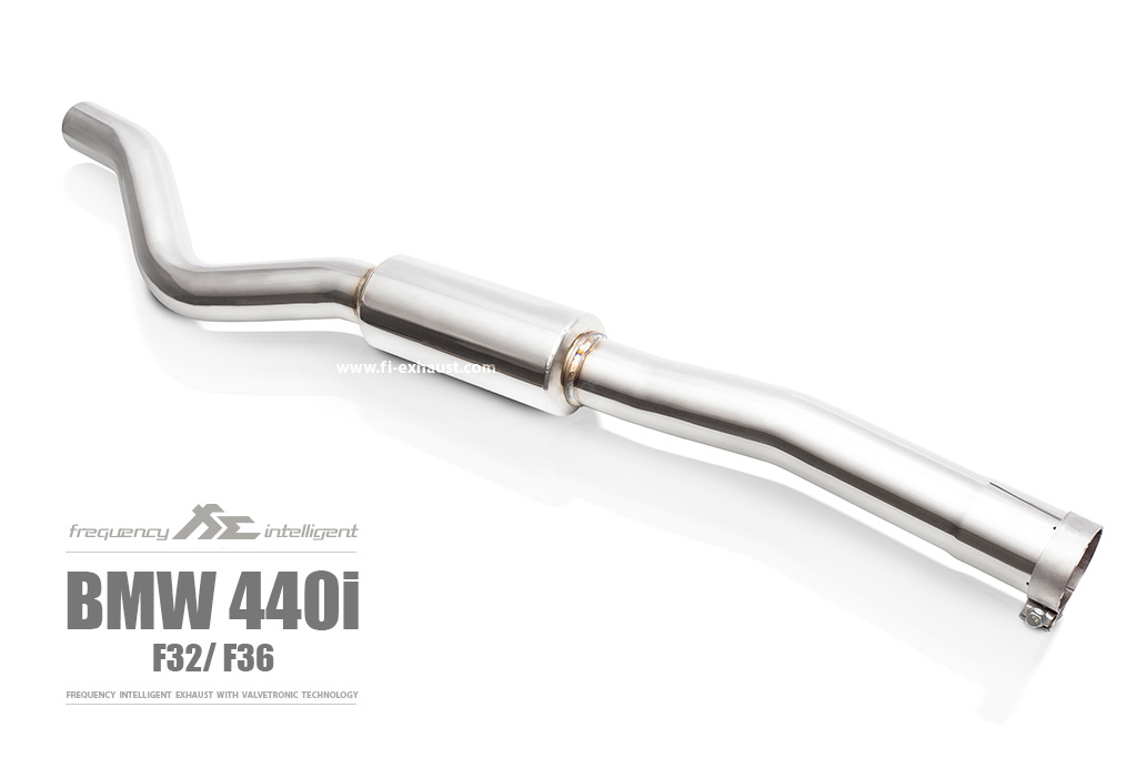 BMW 440i Mid Pipe