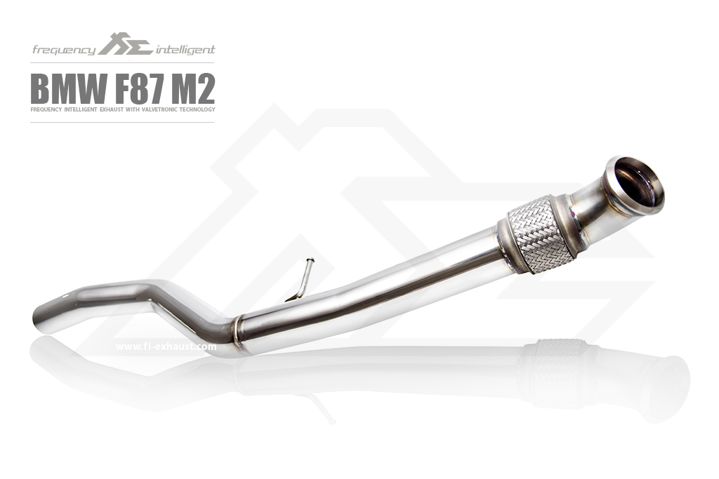 BMW M2 M-POWER Exhaust3