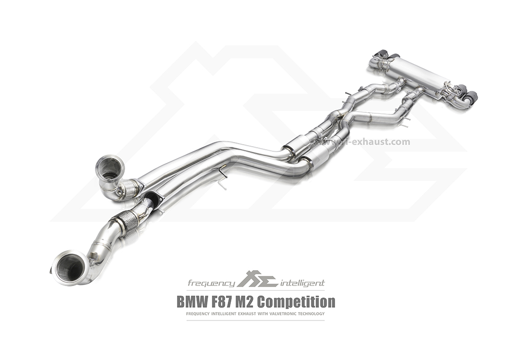 BMW M2 Competition M-POWER Exhaust1