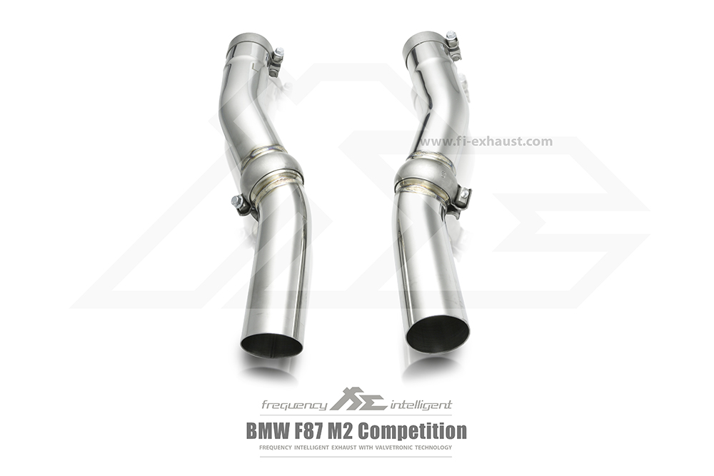 BMW M2 Competition M-POWER Exhaust3