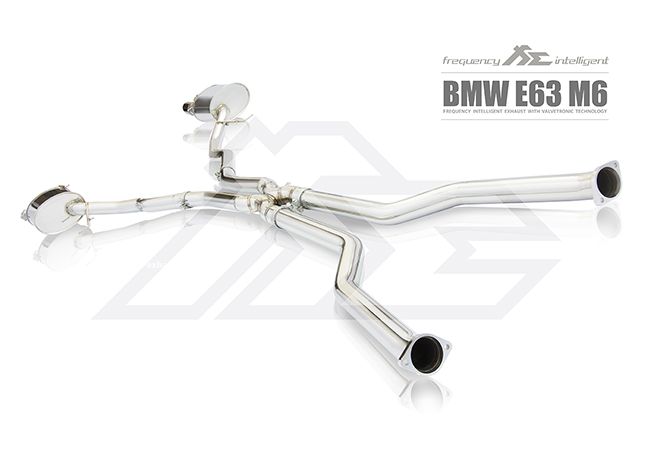BMW E60 M5 - Front Pipe 前管