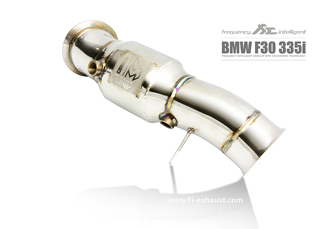 BMW F30 335i Ultra High Flow Catless Cat Pipe