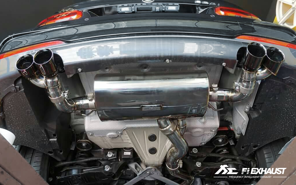 BMW F30 320i 330i B48 Valve Exhaust