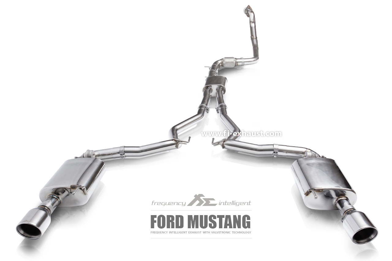 ford MUSTANG Valve Exhaust