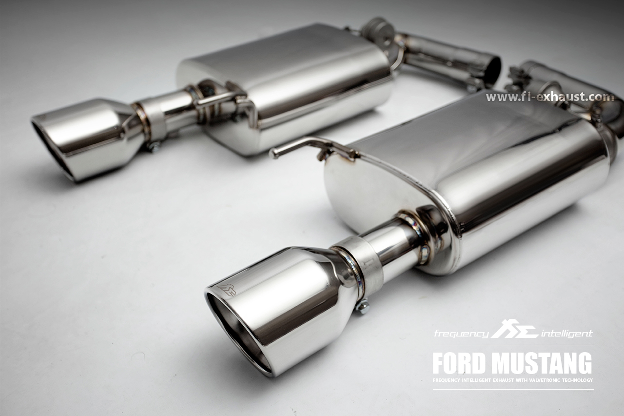 ford MUSTANG Stainless Tips